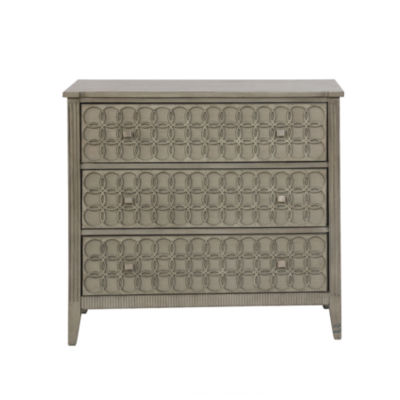 Taylor 3-Drawer Accent Chest