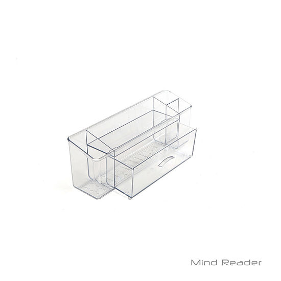 Mind Reader Cabinet And Pantry Organizer Clear