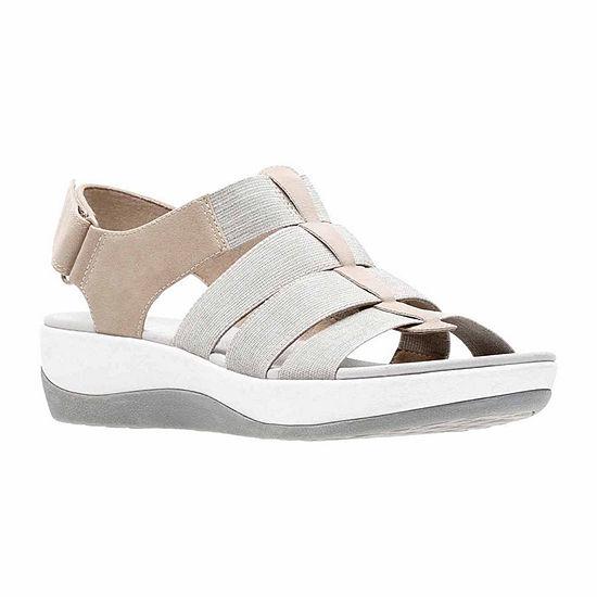 Clarks Womens Arla Shaylie Strap Sandals