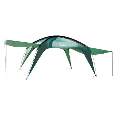 Pahaque Cottonwood XLT 10X10 Canopy with Awnings
