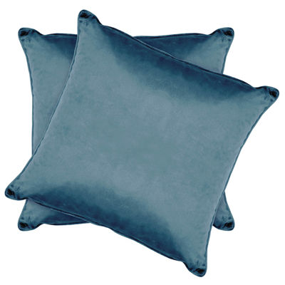 Jean Pierre Lucas Velvet Decorative Pillow Set