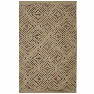 Mohawk Home Soho Penny Square Dance Printed Rectangular Rugs