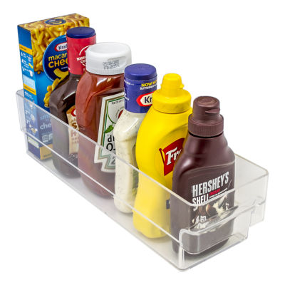 Sorbus Refrigerator Storage Fridge and Freezer Drawer Organizers