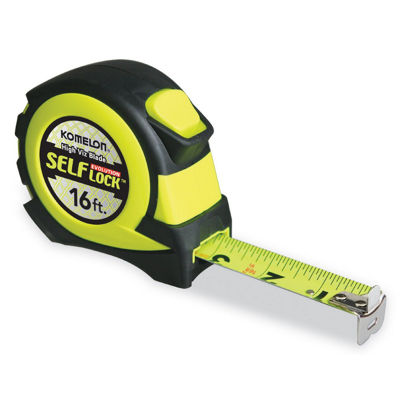 "Komelon Usa Ev28116 16' X 1"" Self Locking Tape Measure"