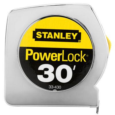 "Stanley Hand Tools 33-430 1"" X 30' Powerlock¨ Professional Tape Measure"
