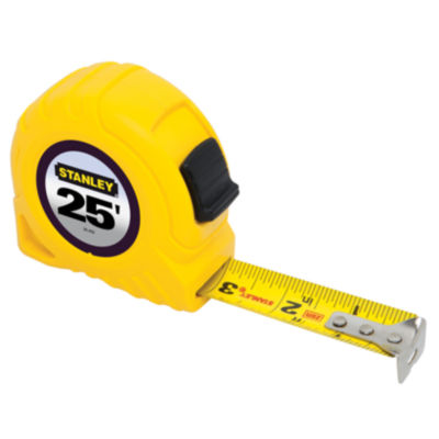 """Stanley Hand Tools 30-455 1"""" X 25' Tape Measure"""