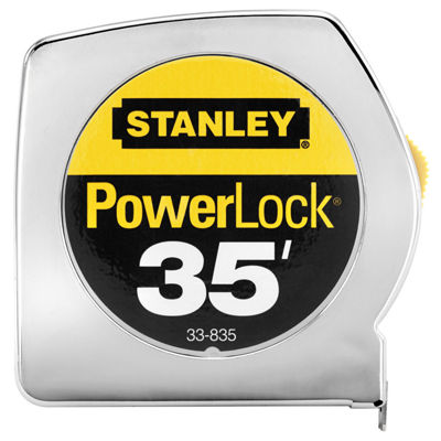 Stanley Hand Tools 33-835 35' Powerlock Tape Measure
