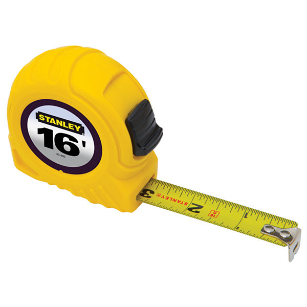 "Stanley Hand Tools 30-495 3/4"" X 16' Tape Rule"