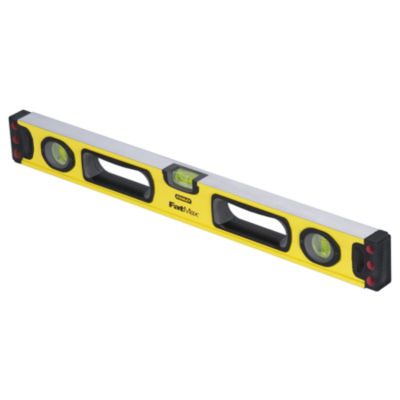 """Stanley Hand Tools 43-524 24"""" Fatmax Non-Magnetic Level"""