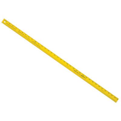 """Swanson Ae141 36"""" Yellow Yardstick"""