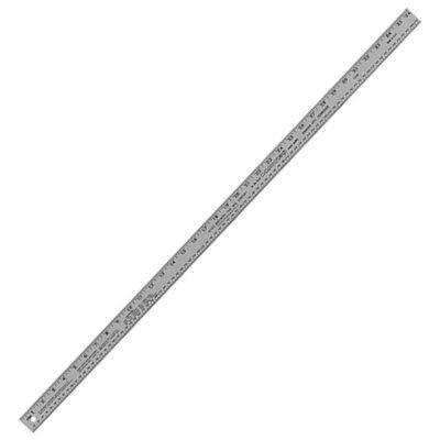 """Mayes 10189 36"""" Aluminum Ruler"""