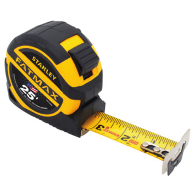 "Stanley Fat Max Fmht33502S 1-1/4"" X 25' Tape Rule"""