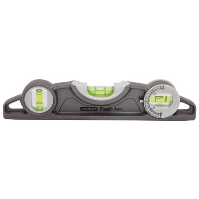 """Stanley Fat Max 43-609M 11-3/4"""" Magnetic Torpedo Level"""""""