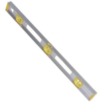 "Stanley Hand Tools 42-076 48"" Top Read Aluminum Level"