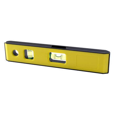 "Mayes 10198 8"" Yellow Magnet Torpedo Level"""