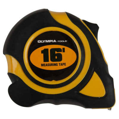 Olympia Tools 43-232 3/4IN X 16' Tape Measure