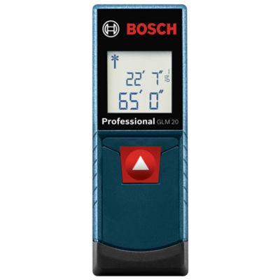 Bosch Glm20 65' Professional Digital Laser Measure