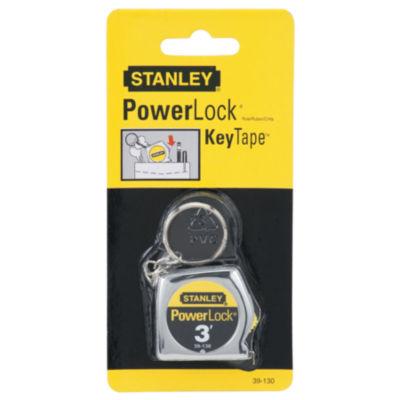 Stanley Hand Tools 39-130 3' Powerlock¨ Key TapeRule