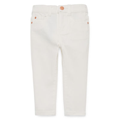 Peyton & Parker Girls Skinny Pull-On Pants
