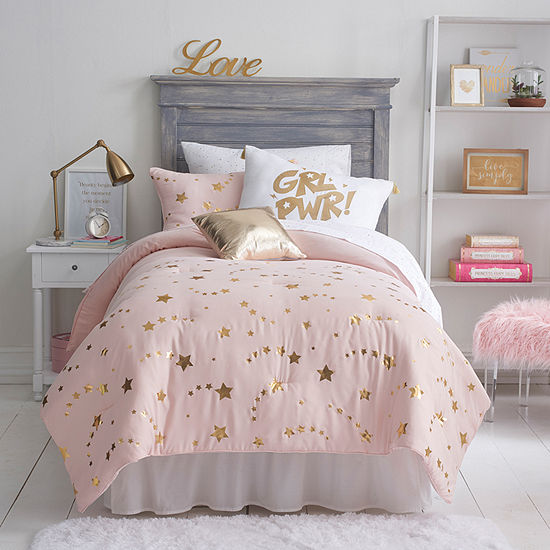 Frank and Lulu Lucky Star Comforter Set & Accessories
