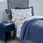 Frank And Lulu Hungry Dinos Sheet Set
