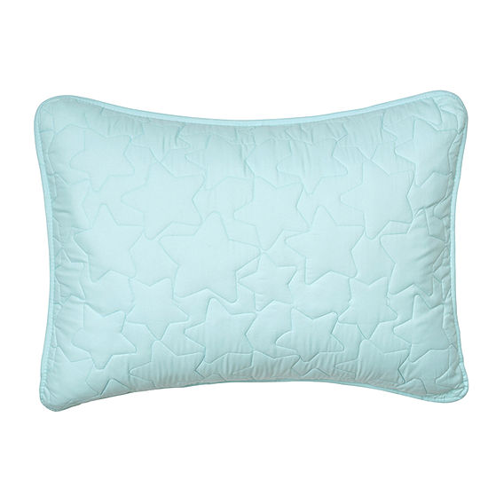 Frank And Lulu Shining Star Reversible Pillow Sham