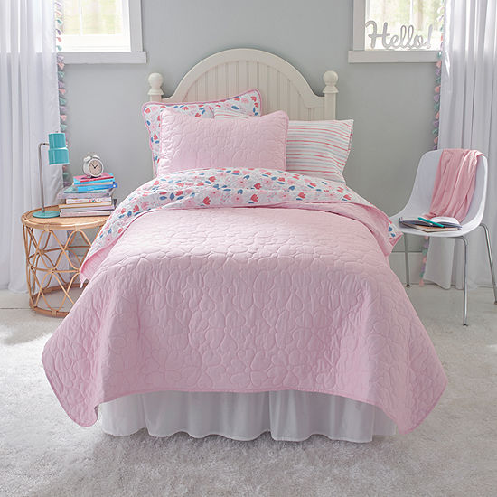 Frank and Lulu Annabelle Reversible Quilt and Accessories
