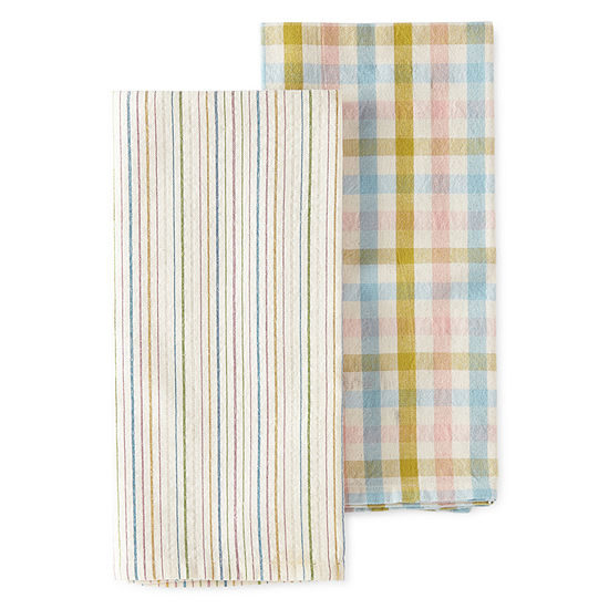 Peyton & Parker Set of 2 Kitchen Towels