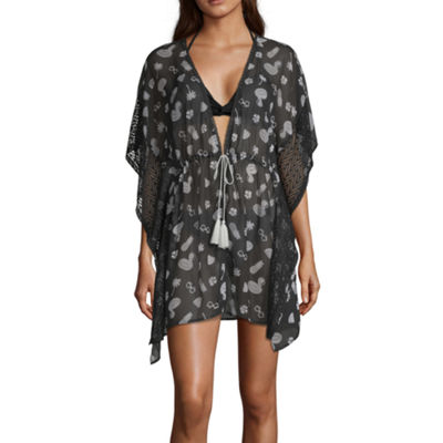 Miken Swimsuit Cover-Up Dress-Juniors