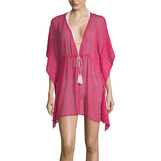 Miken Swimsuit Cover Up Dress Juniors