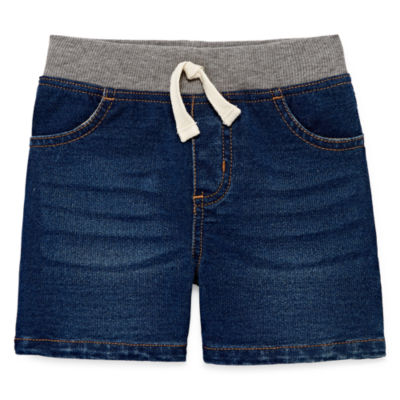 Okie Dokie Boys Denim Short - Baby