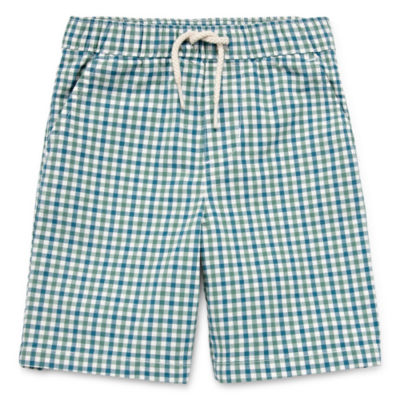 Peyton & Parker Pull-On Shorts-Toddler Boys