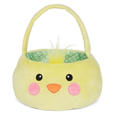 City Streets Chick Plush Easter Baskets