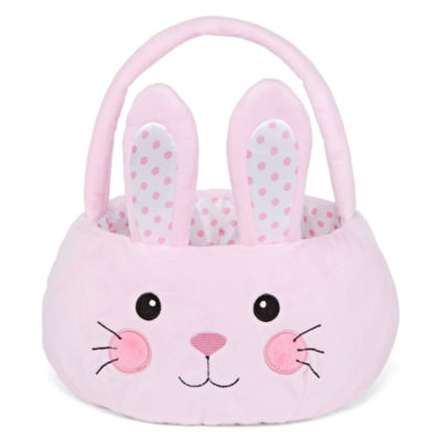 City Streets Bunny Plush Easter Baskets