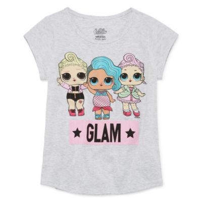 Lol Graphic T-Shirt Girls