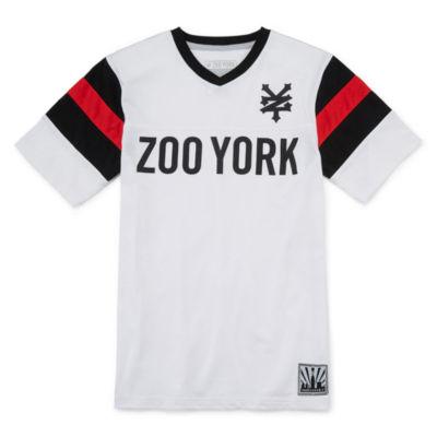 Zoo York Boys V Neck Short Sleeve T-Shirt Preschool / Big Kid