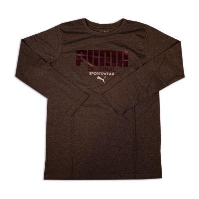 Puma Kids T-Shirt -Big Kid Boys