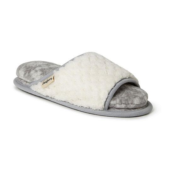 Dearfoams Cloud Step Slip-On Slippers