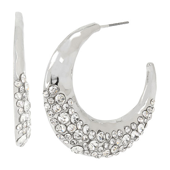 Worthington 1 Pair Hoop Earrings