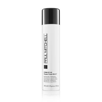 Paul Mitchell Super Clean Extra Hair Spray-9.5 oz.