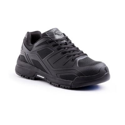 Dickies Mens Banshee Flat Heel Lace-up Work Boots