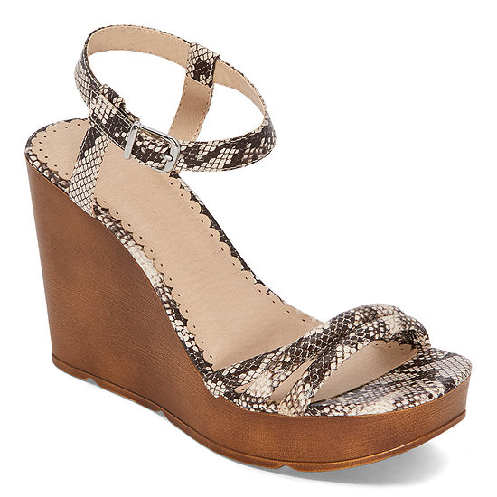 Zigi Soho Womens Nilana Wedge Sandals
