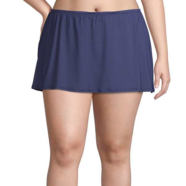 Liz Claiborne Swim Skirt Swimsuit Bottom Plus