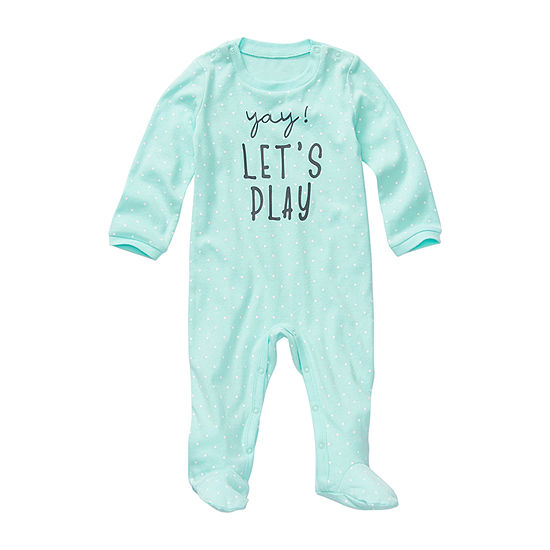 Okie Dokie Boys Sleep and Play - Baby