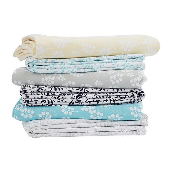 Ienjoy Home Casual Comfort™ Premium Ultra Soft Wheatfield Pattern Duvet Cover Set
