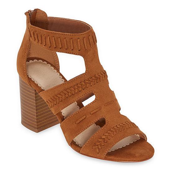 Zigi Soho Womens Morissa Heeled Sandals