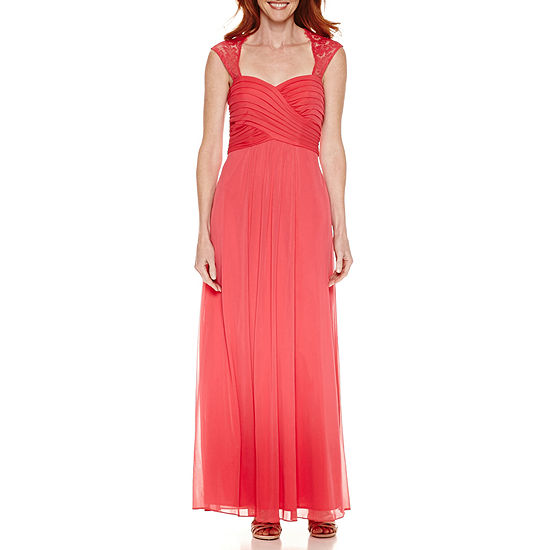 Scarlett Sleeveless Evening Gown