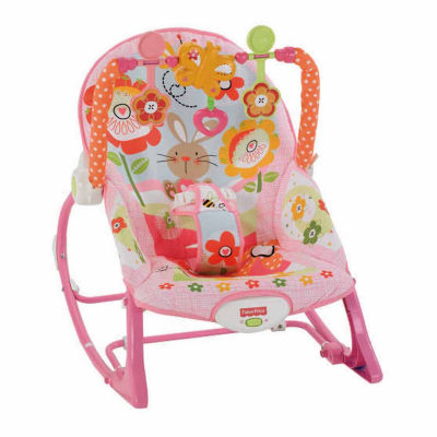 Fisher Price Infant to Toddler Rocker Bunny
