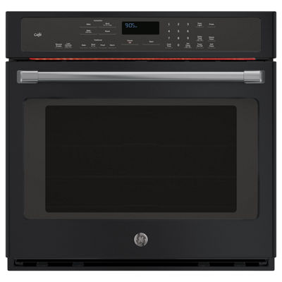 "GE® Café™ Series 30"" Built-In Single Convection Wall Oven"