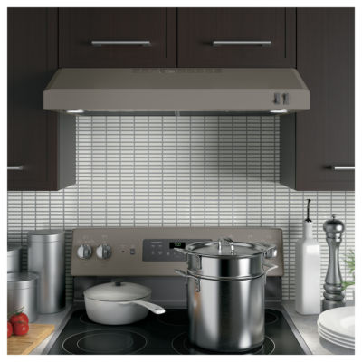 "GE® Series 30"" ENERGY STAR® Certified Under The Cabinet Hood"